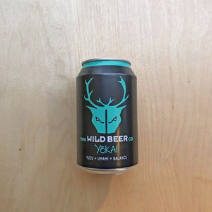 Wild Beer Co Yokai 4.5% (330ml)