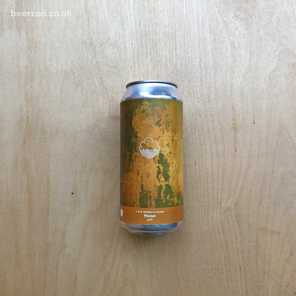 Cloudwater - A/W 18 Pilsner 5.2% (440ml)