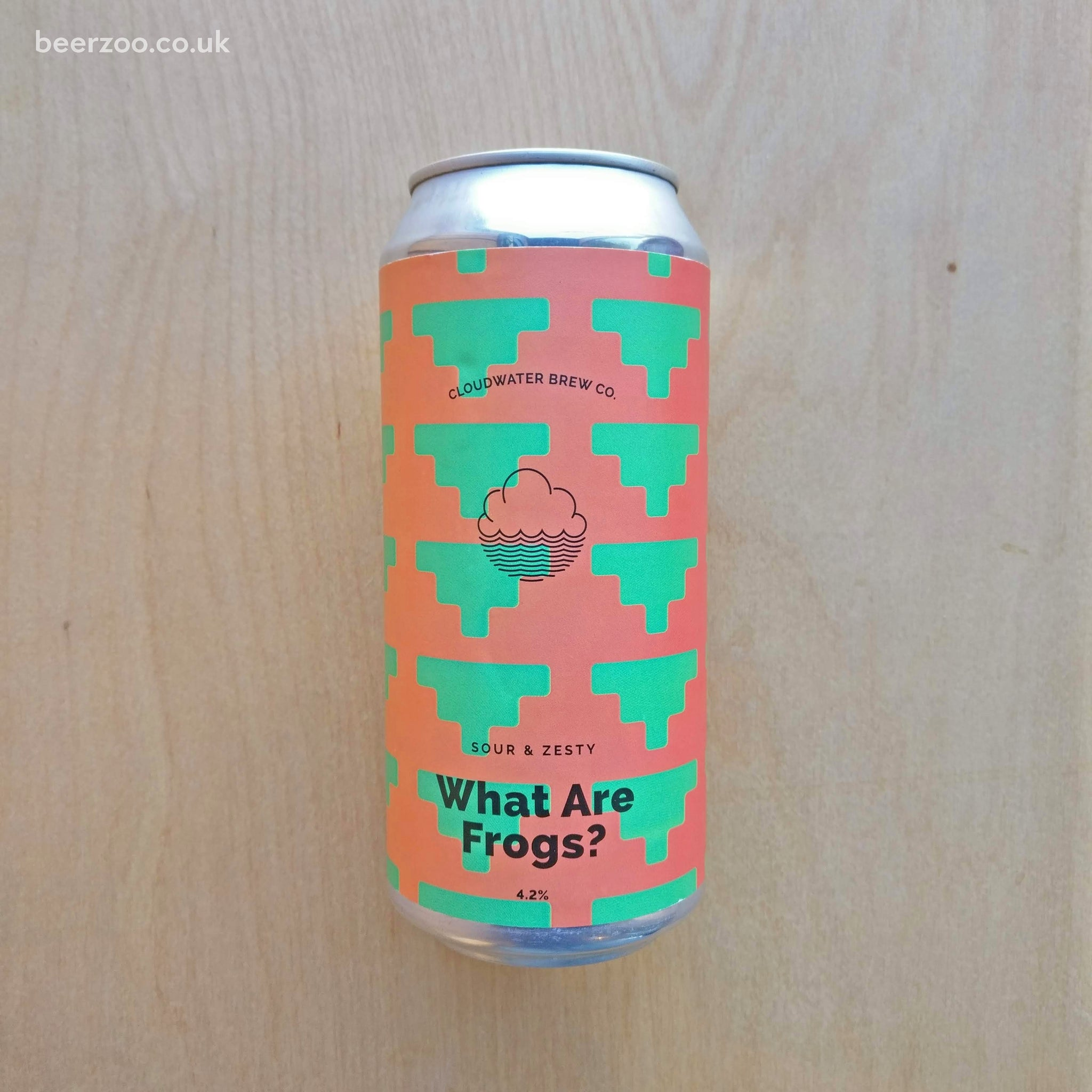 Cloudwater - What Are Frogs? 4.2% (440ml)