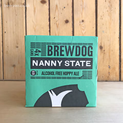 Nanny State 4-Pack 0.5% (4x330ml)