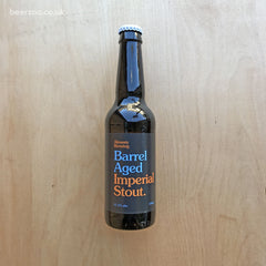 Almasty Barrel Aged Imperial Stout 11.1% (330ml)