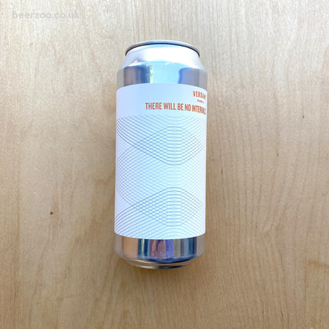 Verdant - There Will Be No Intervals 4.5% (440ml)