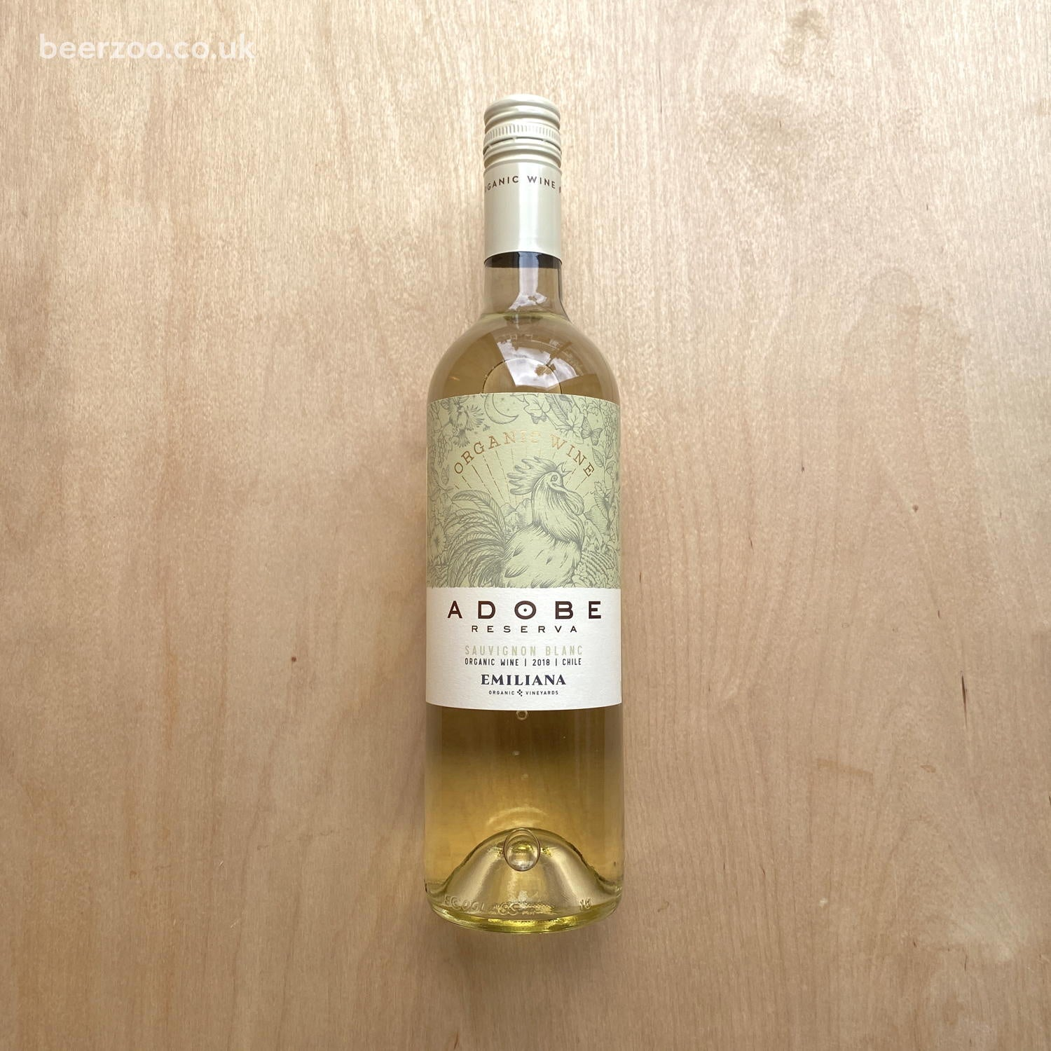 Adobe - Sauvignon Blanc 12% (750ml)