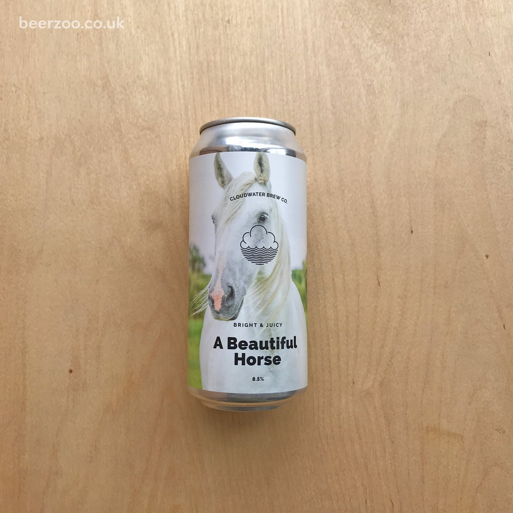 Cloudwater - A Beautiful Horse 8.5% (440ml)
