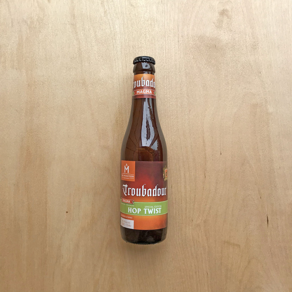 Troubadour Magma Special Edition 2017 Hop Twist 7% (330ml)