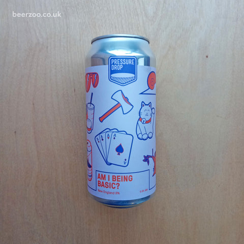 Pressure Drop - Am I Being Basic 6.8% (440ml)