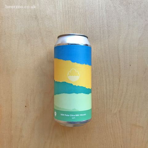 Cloudwater DDH Pale Citra BBC Mosaic 5.5% (440ml)