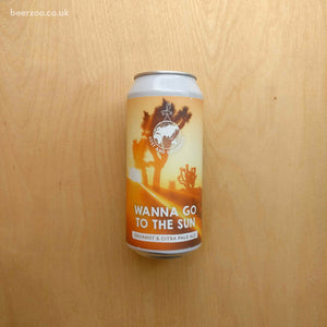 Lost & Grounded - Wanna Go To The Sun 4.6% (440ml)