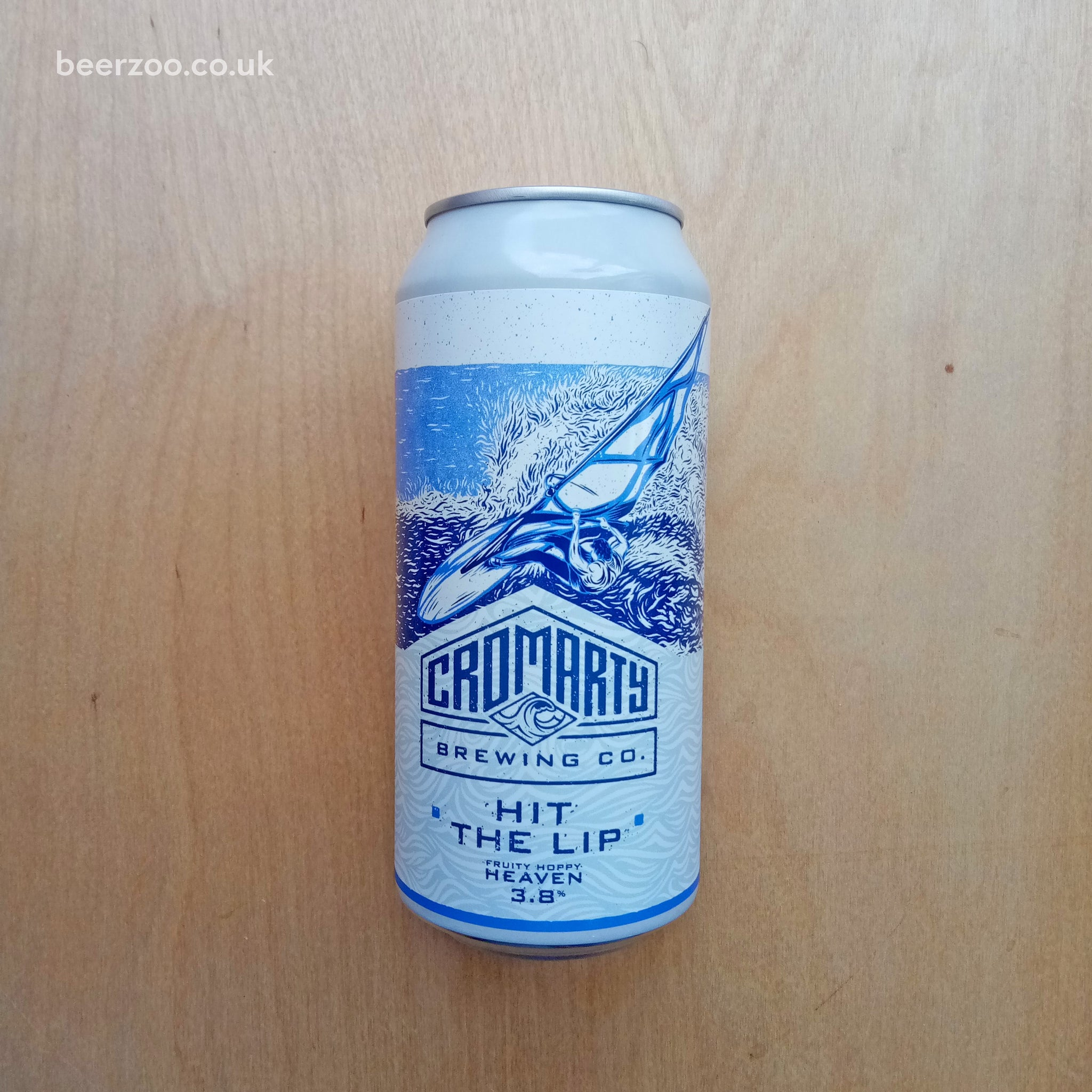 Cromarty - Hit The Lip 3.8% (440ml)