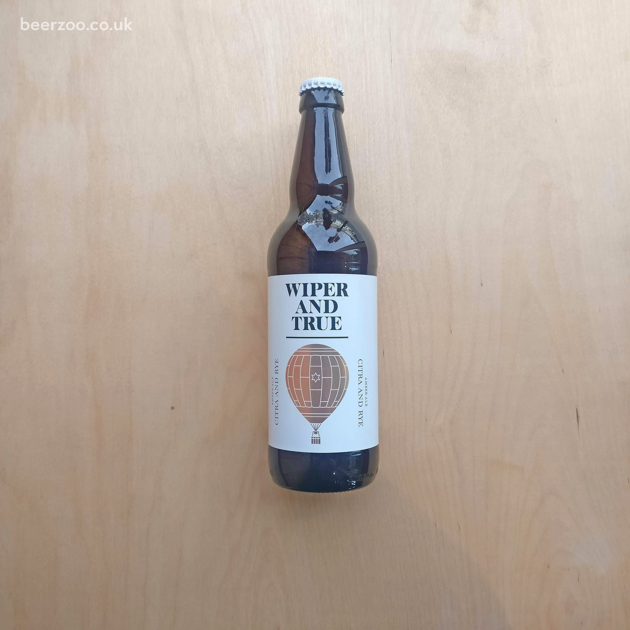 Wiper & True - Citra & Rye 4.8% (500ml)