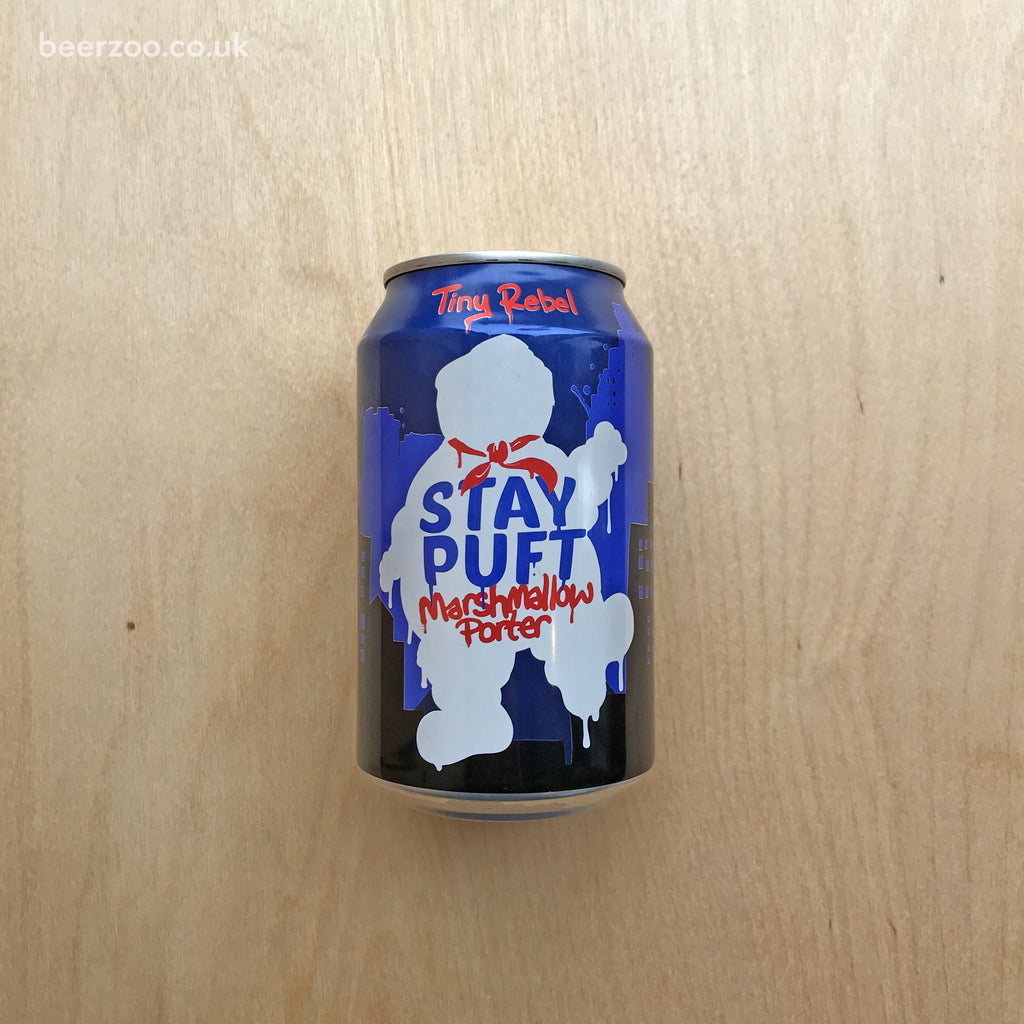 Tiny Rebel - Stay Puft 5.2% (330ml)