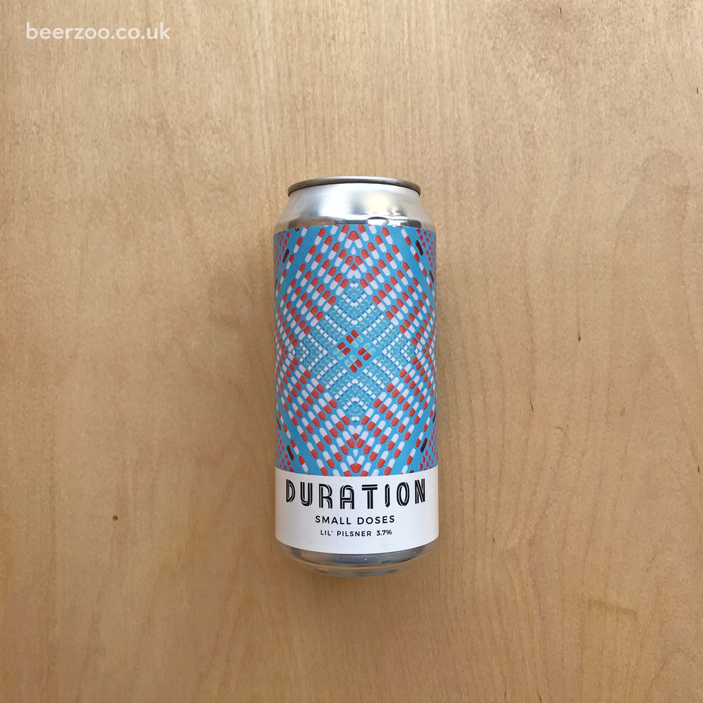 Duration - Small Doses 3.7% (440ml)
