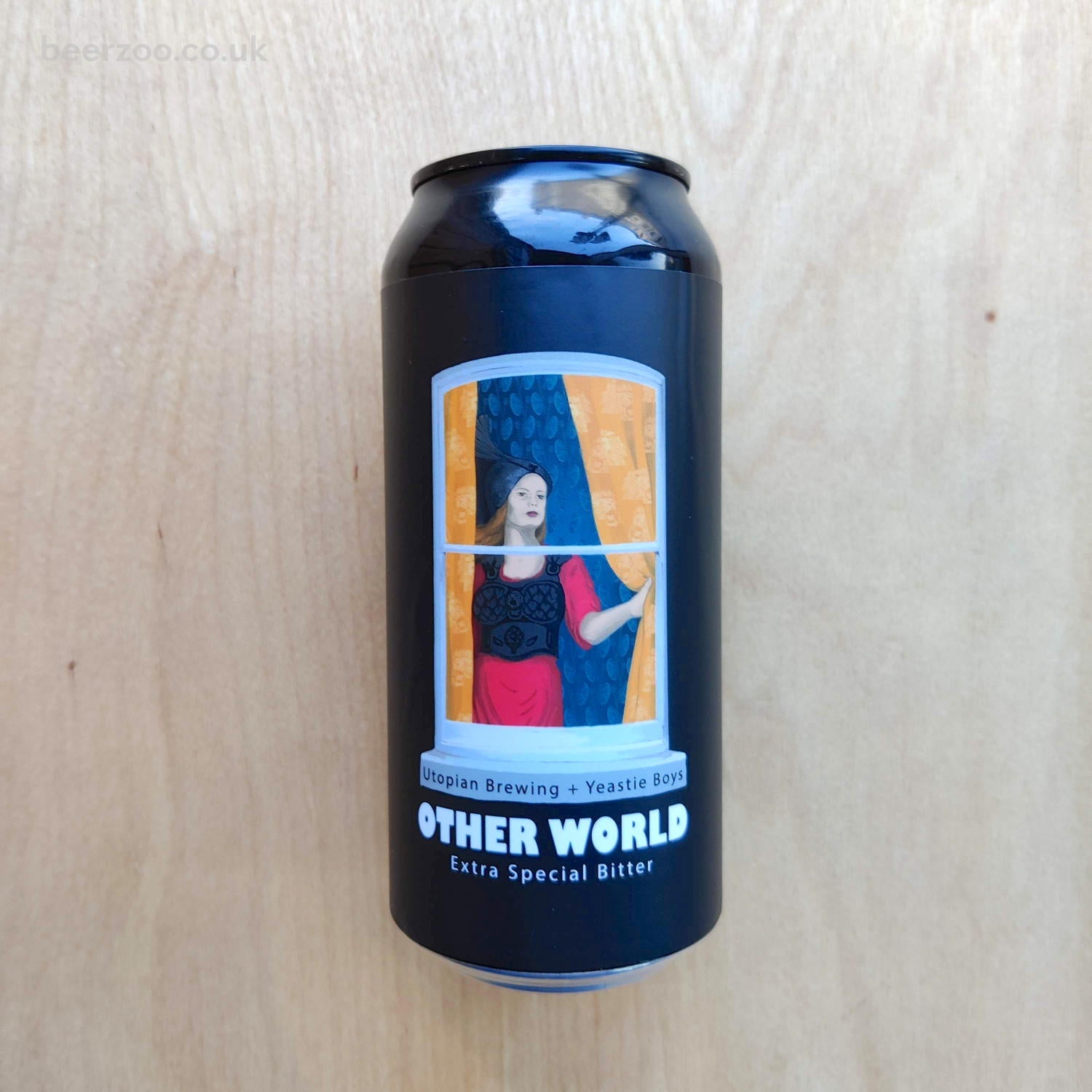 Utopian / Yeastie Boys - Other World 5.4% (440ml)