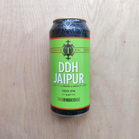Thornbridge - DDH Jaipur 5.9% (440ml)