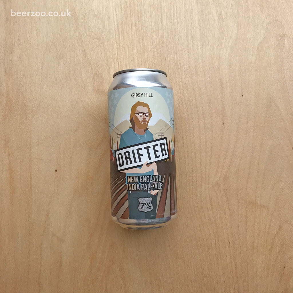 Gipsy Hill Drifter 7% (440ml)