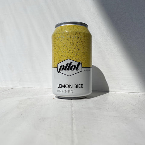 Pilot - Lemon Bier 3.6% (330ml)