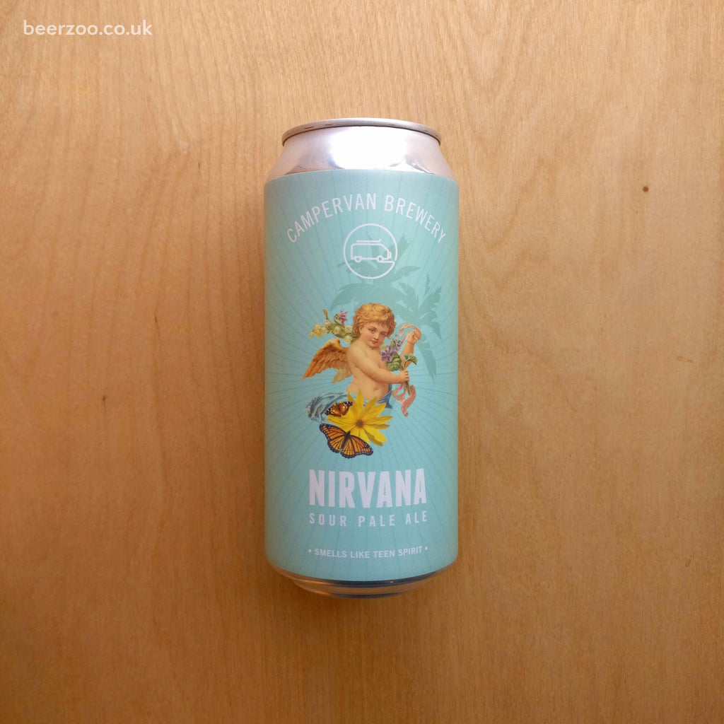 Campervan - Nirvana 4.1% (440ml)