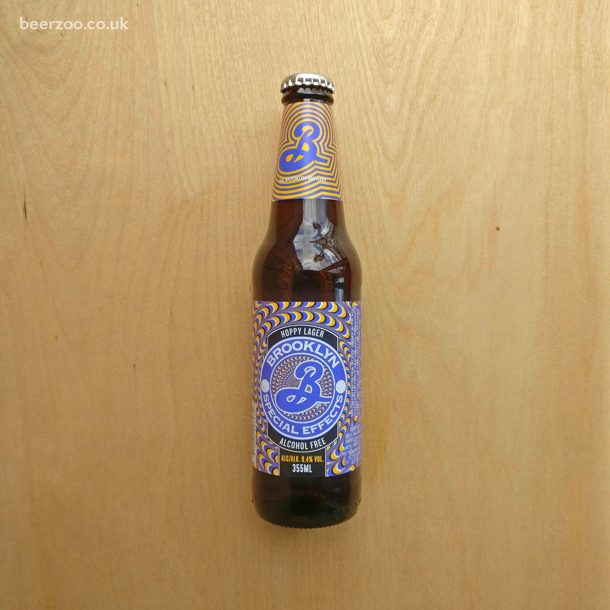 Brooklyn - Special Effects 0.4% (355ml)