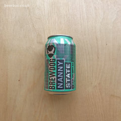 BrewDog - Nanny State Cans 0.5% (330ml)