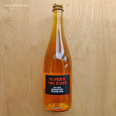 Oliver's - Pet Nat 2018 5.4% (750ml)
