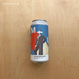 Manual My Favourite Hero 4.5% (440ml)