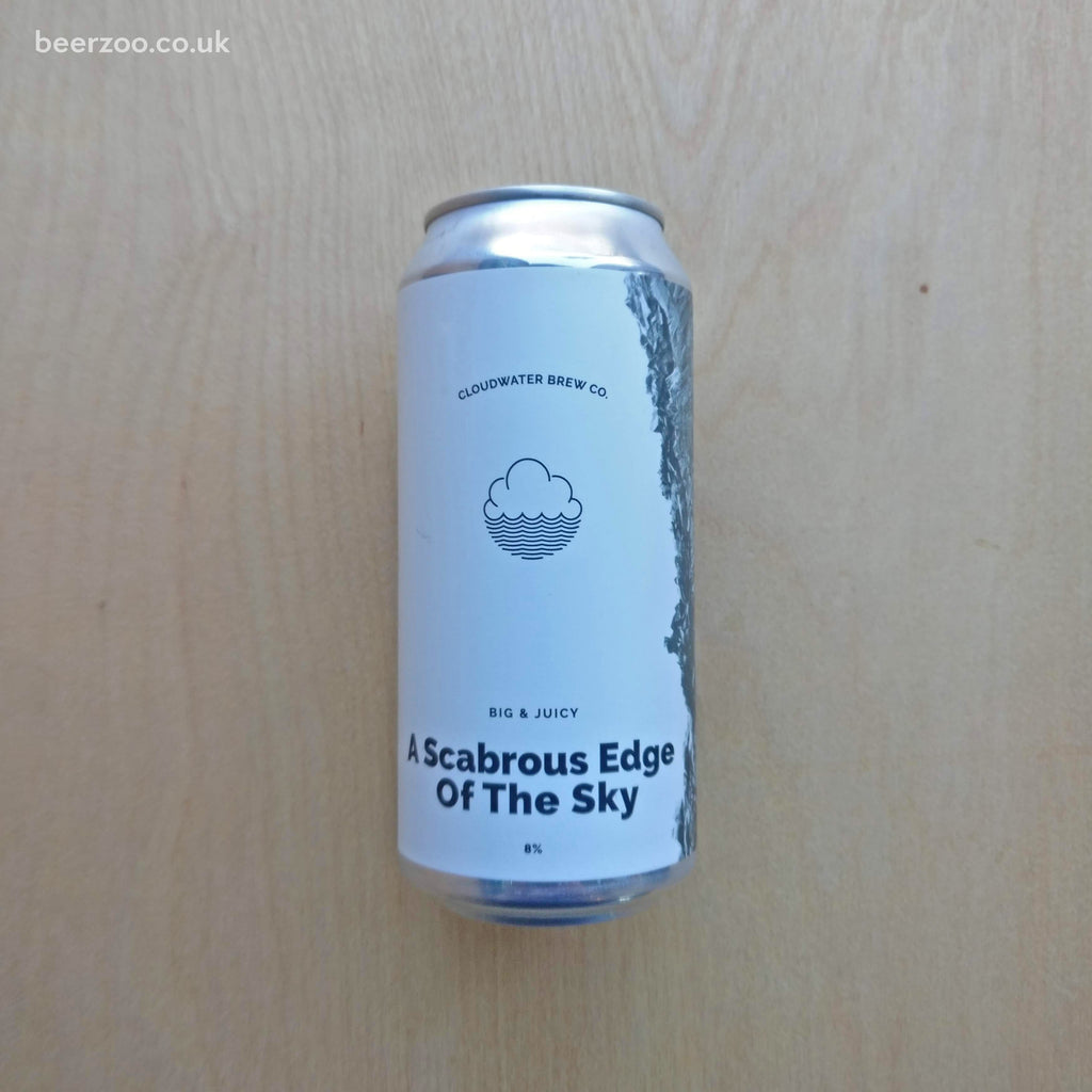 Cloudwater - A Scabrous Edge Of The sky 8% (440ml)