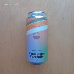 Cloudwater - If You Listen Carefully 5% (440ml)