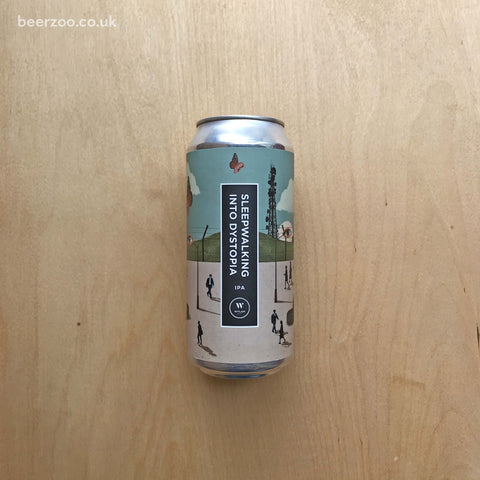 Wylam - Sleepwalking Into Dystopia 6.5% (440ml)