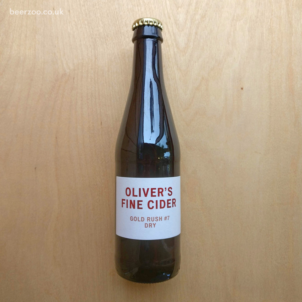 Oliver's - Gold Rush #7 6.5% (330ml)