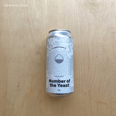 Cloudwater - Number of the Yeast 12% (440ml)