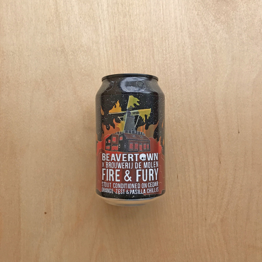 Beavertown / De Molen Fire & Fury 7.6% (330ml)