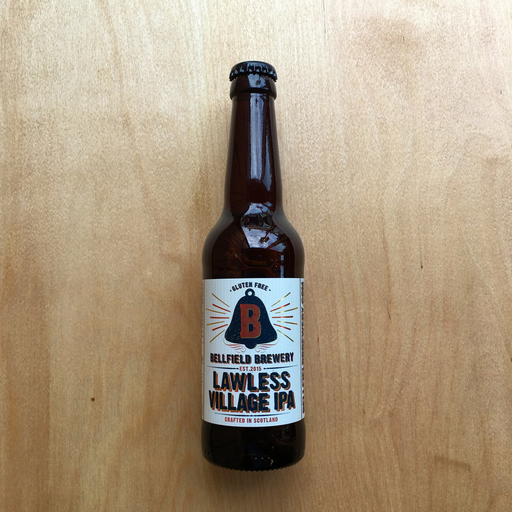 Bellfield Lawless Village IPA 4.5% (330ml)