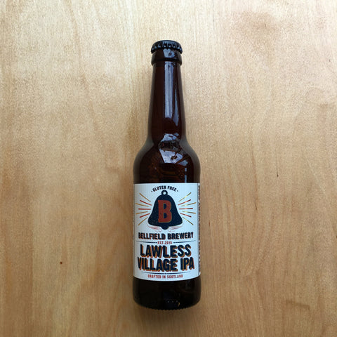 Bellfield - Lawless Village IPA 4.5% (330ml)