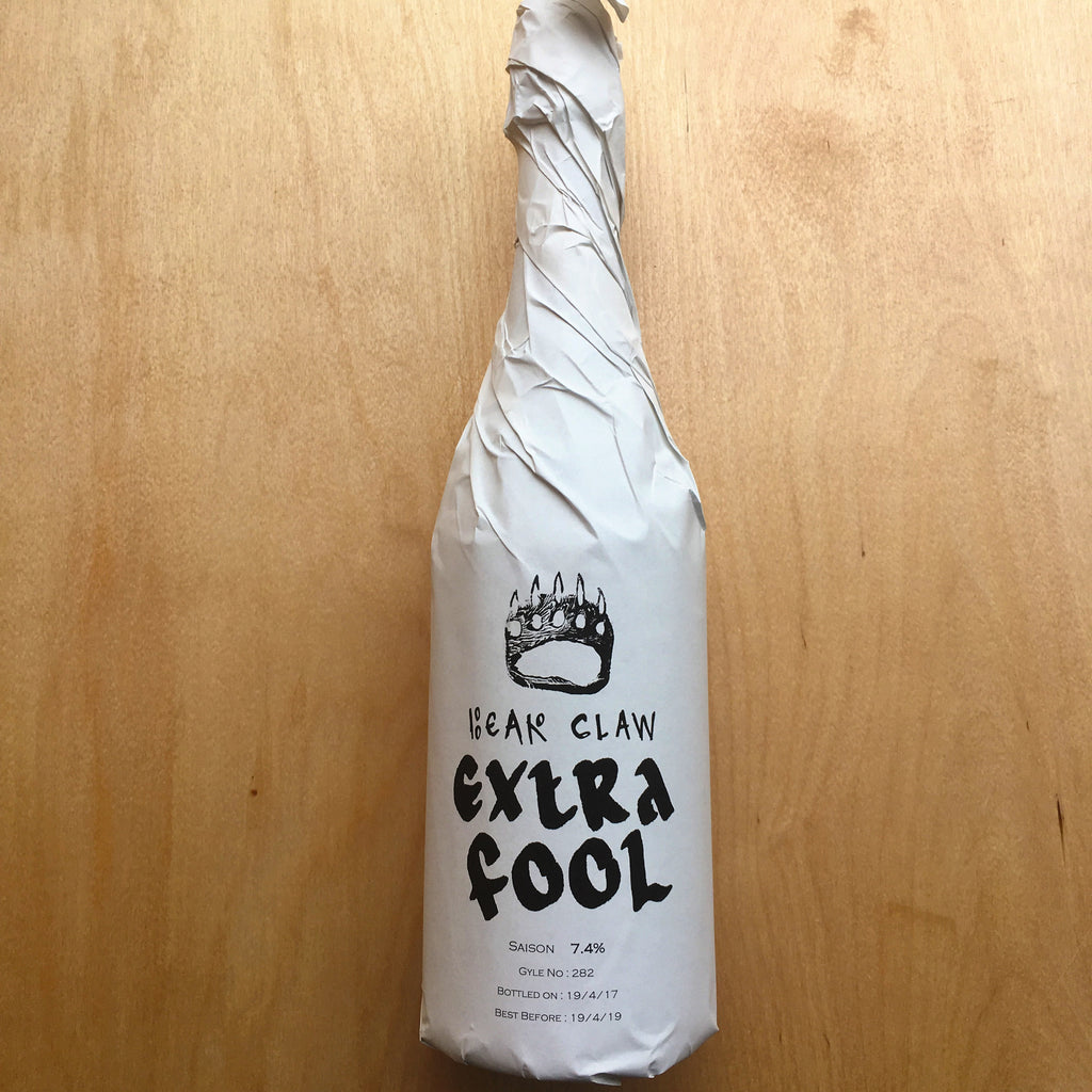 Bear Claw Extra Fool 7.4% (750ml)