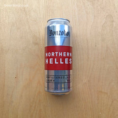 Donzoko - Northern Helles 4.2% (500ml)
