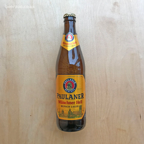 Paulaner - Munich Hell 4.9% (500ml)