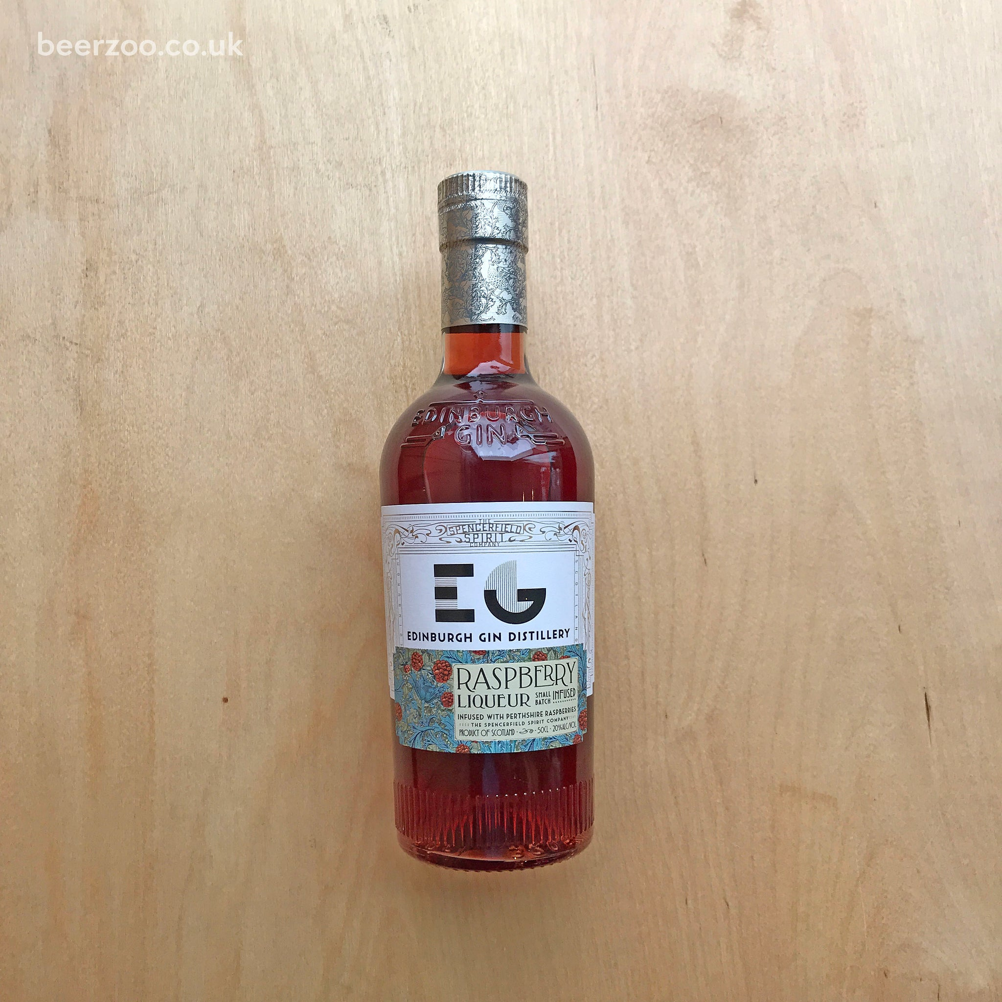 Edinburgh Gin - Raspberry 20% (500ml)