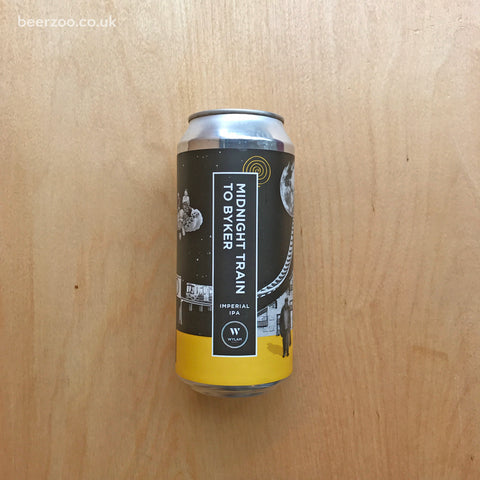 Wylam Midnight Train to Byker 10% (440ml)
