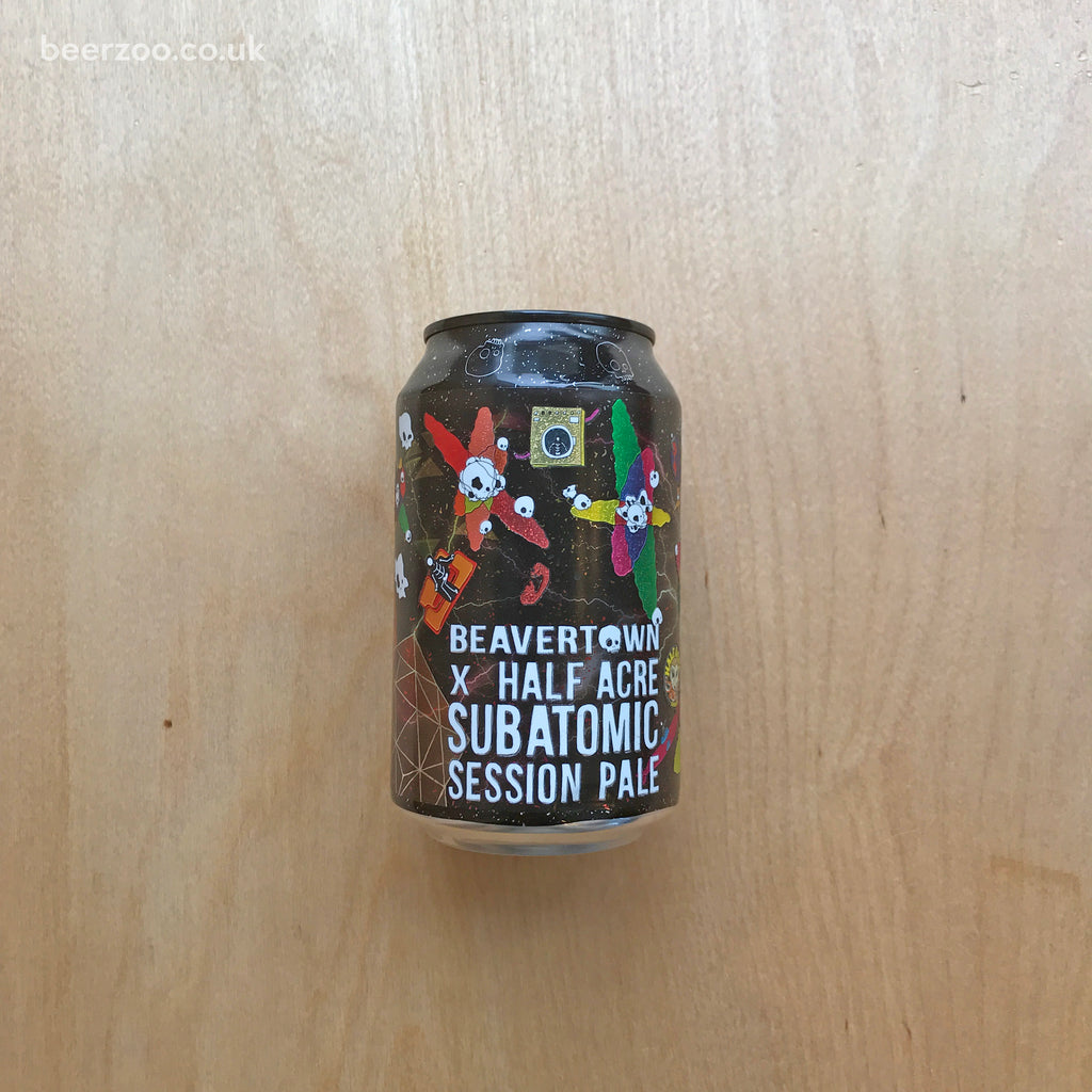 Beavertown / Half Acre Subatomic 4.2% (330ml)