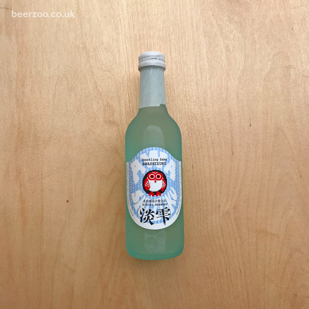 Hitachino Sparkling Sake 12% (300ml)