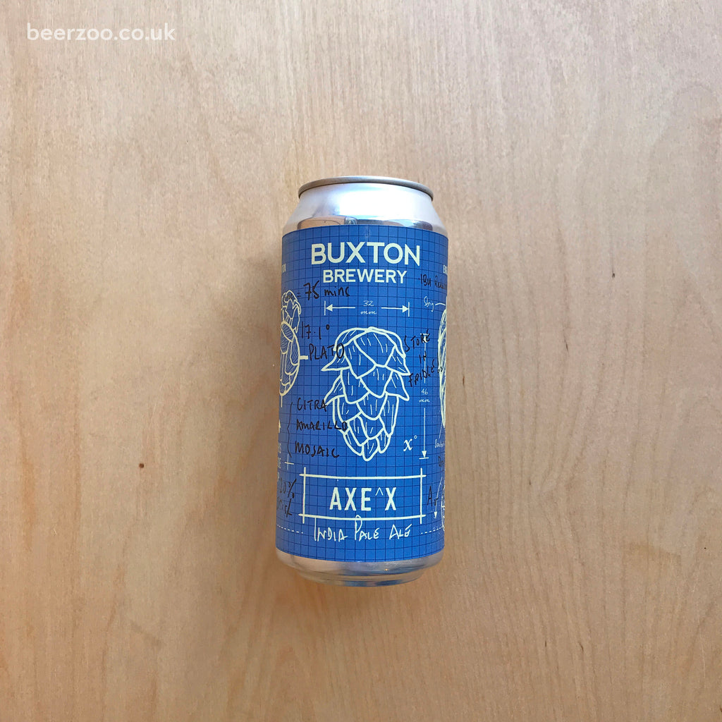 Buxton Axe ^X 6.8% (440ml)