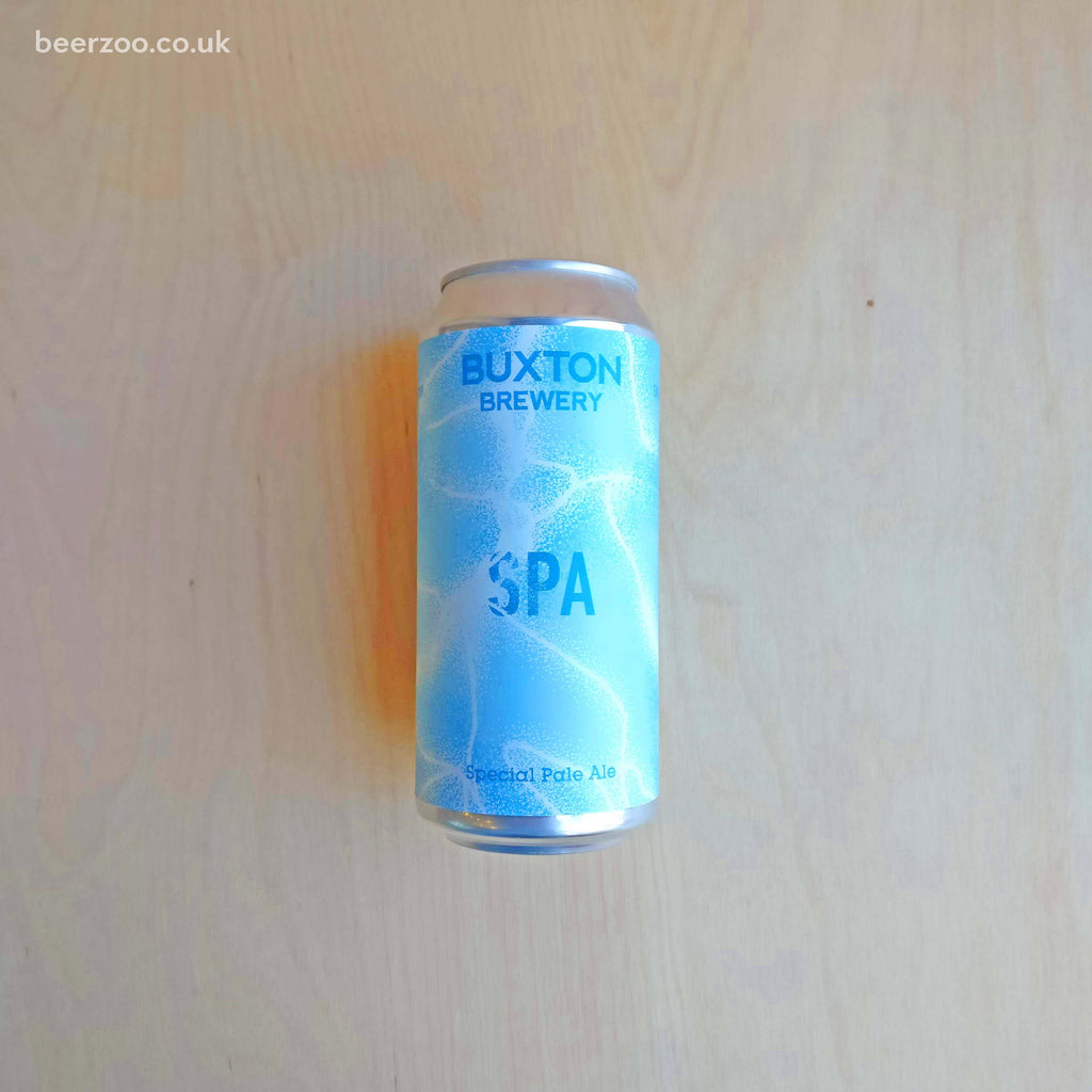 Buxton - SPA 4.1% (440ml)
