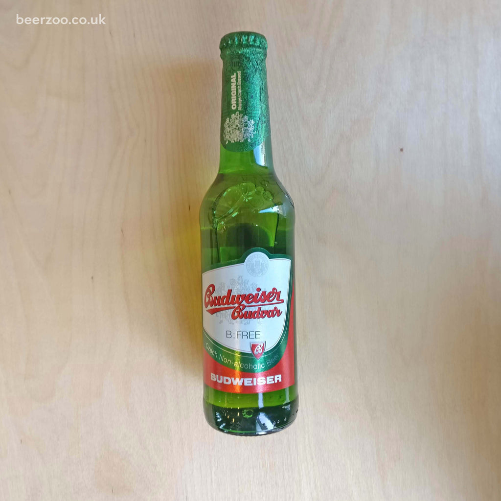 Budvar - B:Free 0.5% (330ml)