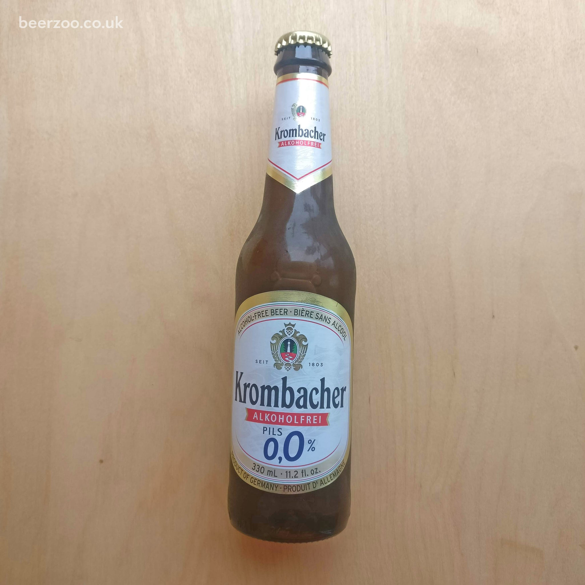 Krombacher - Low Alcohol <0.5% (330ml)