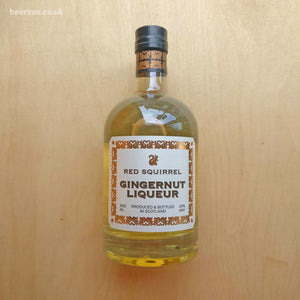 Red Squirrel - Gingernut Liqueur 20% (500ml)