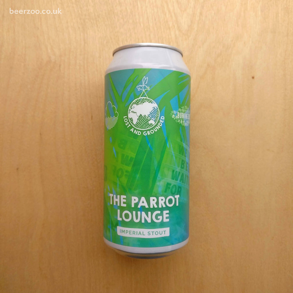 Lost & Grounded / Burning Sky / Cloudwater - The Parrot Lounge 8% (440ml)