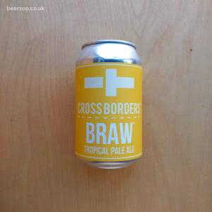 Cross Borders - Braw 5.2% (330ml)
