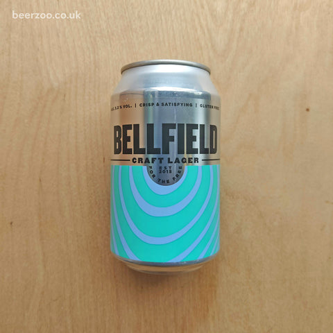 Bellfield - Craft Lager 5.2% (330ml)