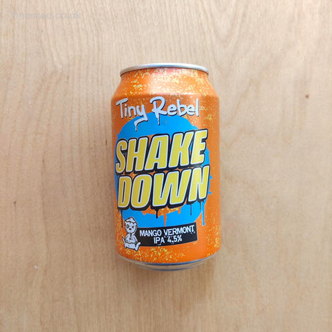 Tiny Rebel - Shake Down 4.5% (330ml)