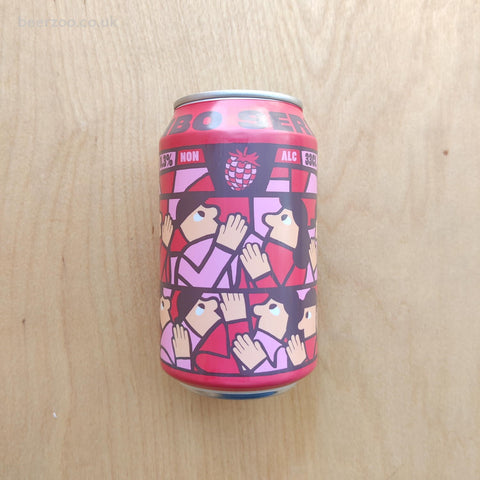Mikkeller - Limbo Raspberry 0.3% (330ml)